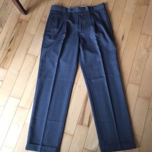 Brooks Brothers wool dress trousers W33 L 32